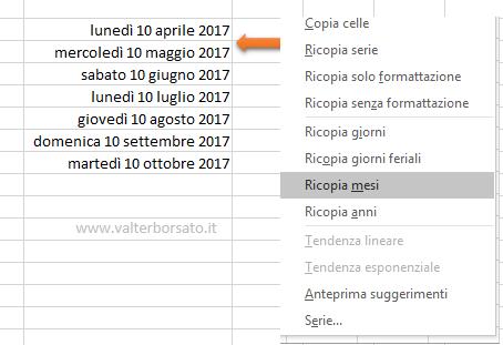 Calendario Ottobre 2020 Excel.Creare Un Calendario Personalizzato Con Excel Creare Un