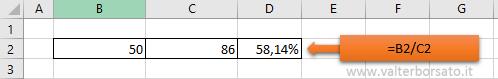 Le Percentuali Di Excel Come Applicare Calcoli E Rapporti
